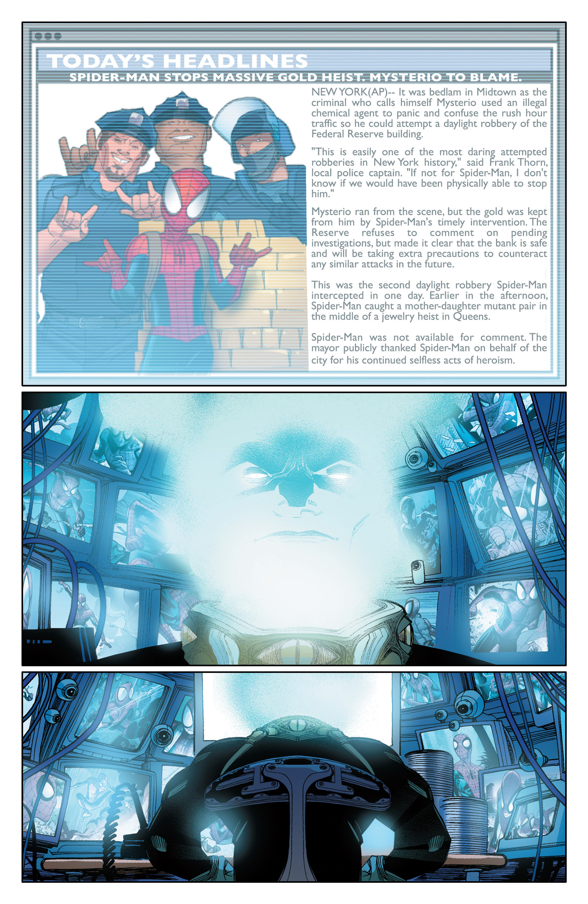 Read online Ultimate Spider-Man (2009) comic -  Issue #3 - 19