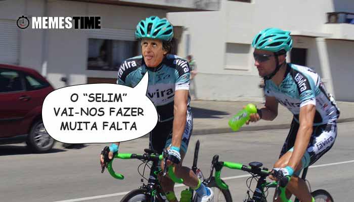 """Memes Time Jorge Jesus sobre a saída de Islam Slimani do Sporting  – O """"Selim"""" vai-nos fazer muita falta"""
