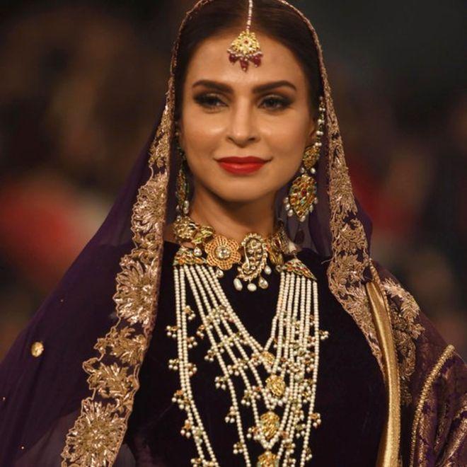 Pakistan Fashion Design Council (PFDC) L`oreal Paris Bridal Week 2016 Pakistan in HQ Pictures