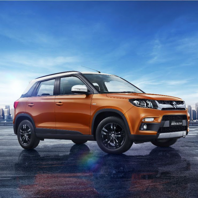5 things you don't know about the upcoming Maruti Brezza petrol compact SUV