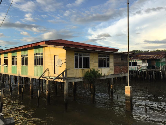 Kampong Ayer, the Romantic Water Village Established Since ...
