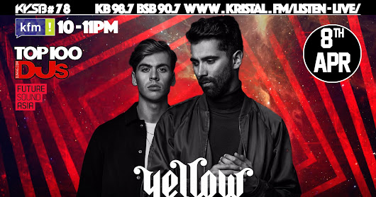 Kueymo & Sushiboy KFM Podcast EP 78 ft Yellow Claw Album Preview w/ exclusive interview