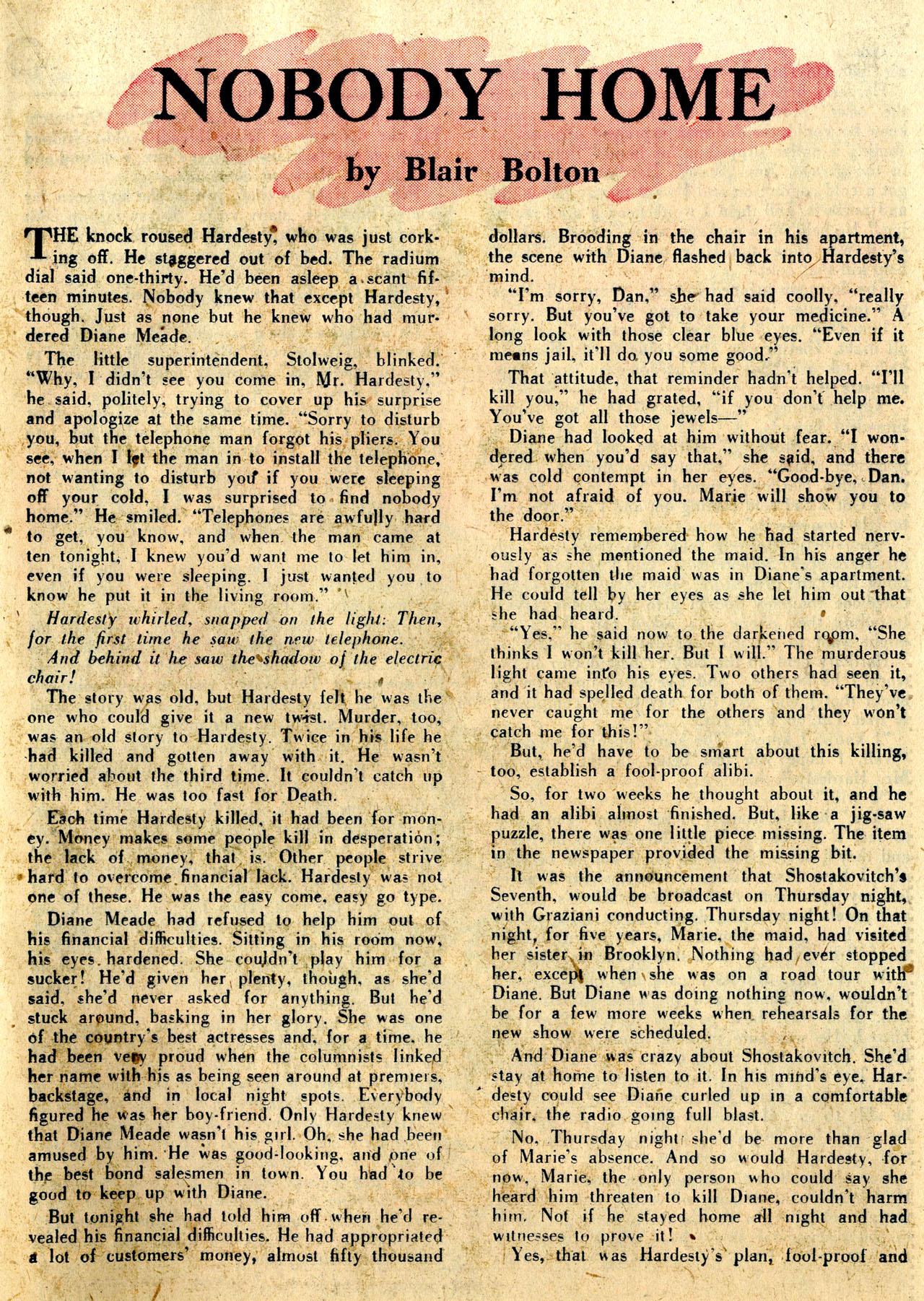 Read online Detective Comics (1937) comic -  Issue #112 - 35