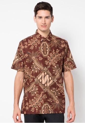 Model Baju Batik Danar Hadi Untuk Pria Modern
