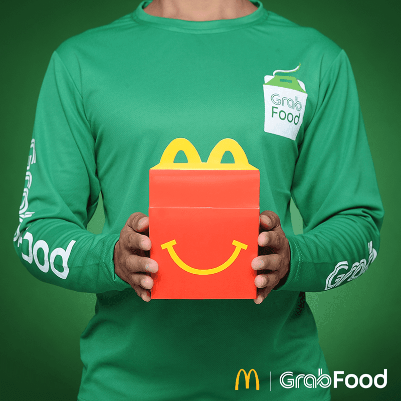 Get free Chicken McNuggets with GrabFood promo!