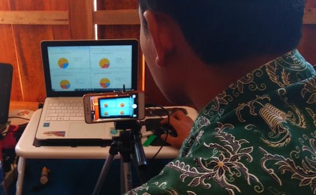 MA Tajul Ulum Grobogan selenggarakan pemilu ketua OSIS online