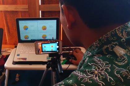 MA Tajul Ulum Grobogan selenggarakan pemilu siswa online