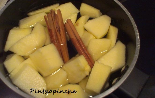 hojaldre, sin gluten, manzana, fruta, azúcar, pistacho, nueces, mantequilla, masas