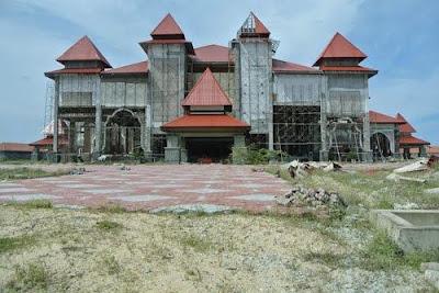 Projek Taman Ilmu terbengkalai di Terengganu
