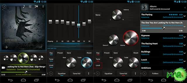 Free download best music player for android poweramp apk for I migliori download