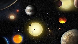 مقراب كيبلر يكشف عن أكثر من 1200 كوكب جديد