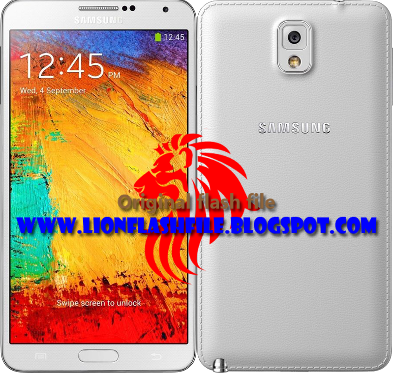 Android MTK Firmware File: Samsung Galaxy Note 3 SM-N9006 MT6572