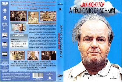 Carátula dvd: A propósito de Schmidt / About Schmidt / Película / Descargar / Online