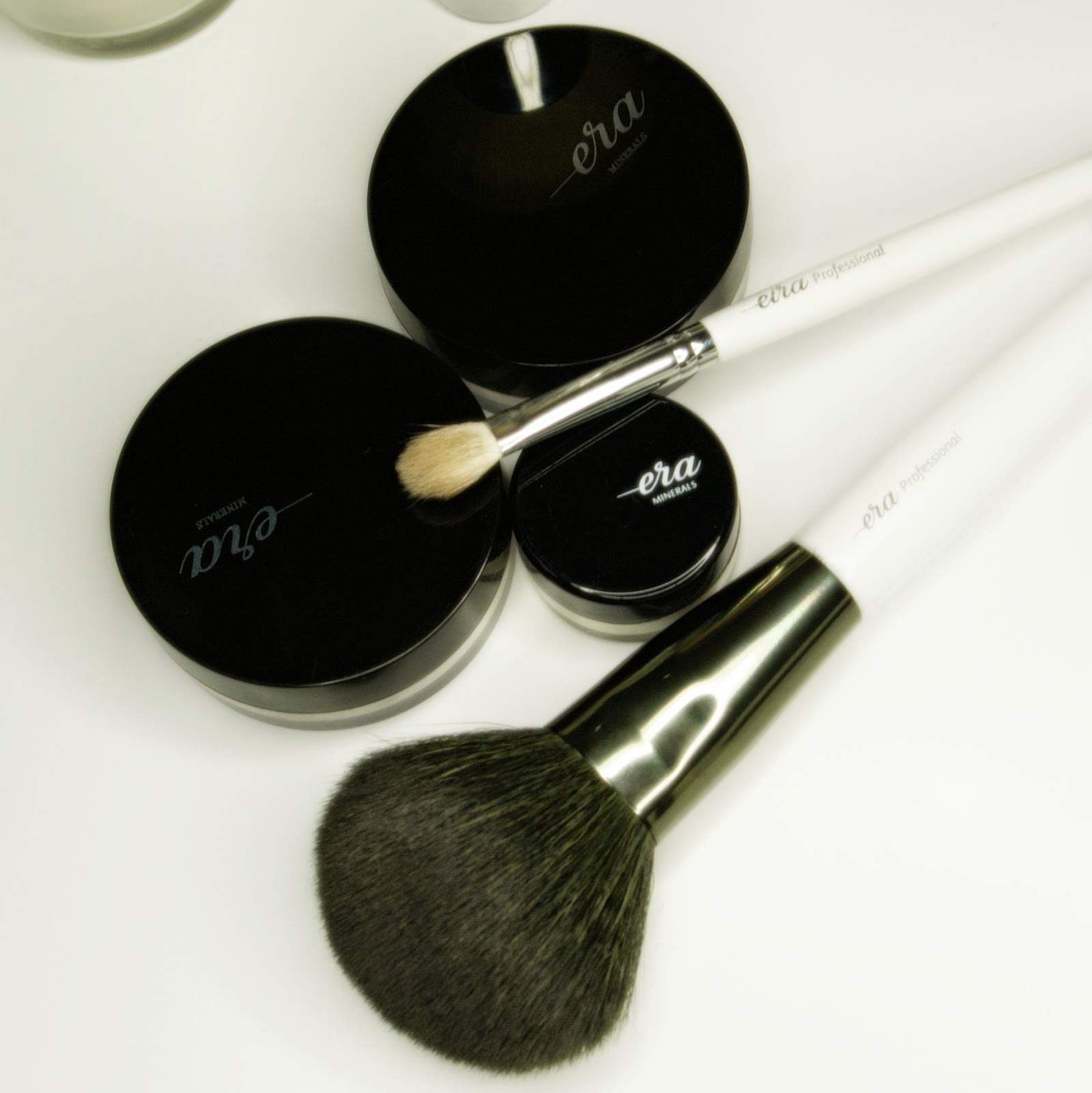 makeup brush, mineral makeup,  Era Minerals, Makeup Geek, IsaDora, Eveline, Kobo, Avon, makeup, party look, brown smokey