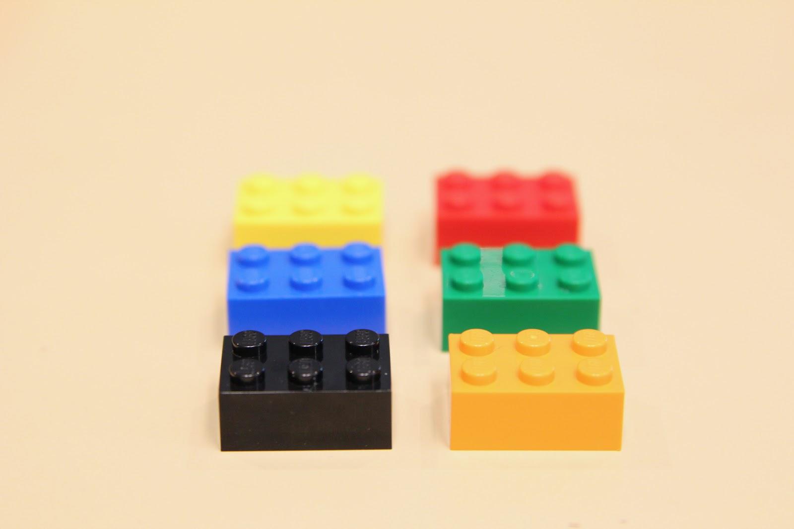 Simple Lego Cake Design : Lego Cake - Jessica Harris Cake Design