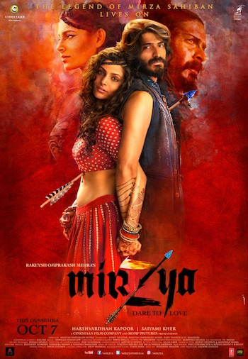 Mirzya 2016 Full Movie Download