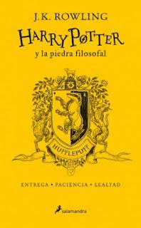 Harry Potter y la piedra filosofal - 20 aniversario - Hufflepuff