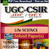 CSIR CBSE UGC NET SET FET Life SCIENCE Solved Papers PDF Download - MCQs, FAQs: GATE, SLET, etc.
