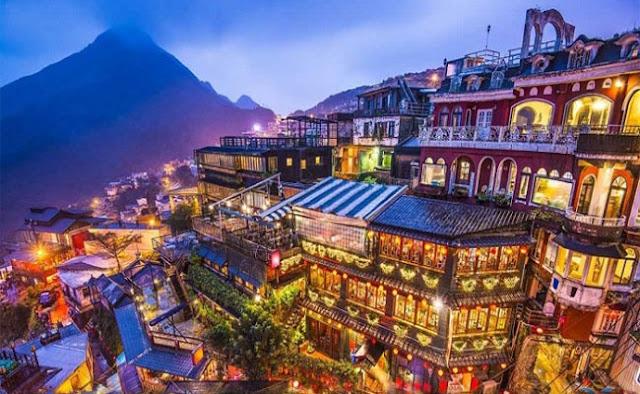 Những điểm du lịch nổi tiếng Đài Loan