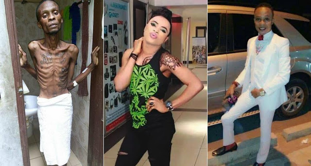 Bobrisky Reacts To Gay Man Who Died Of Anal Cancer, Reveals Safety Procedures To Follow to be a Gay