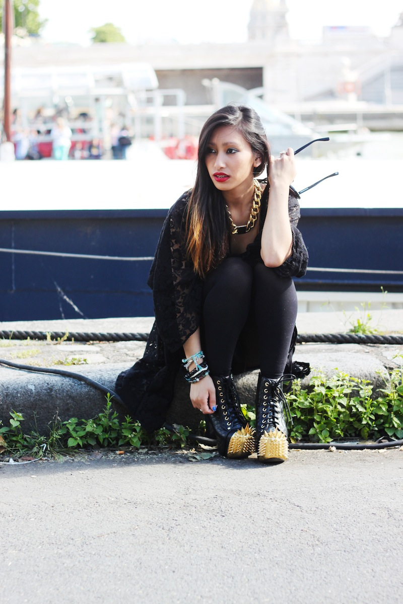 The Gold Paris Blog Mode Paris Lifestyle Tendances