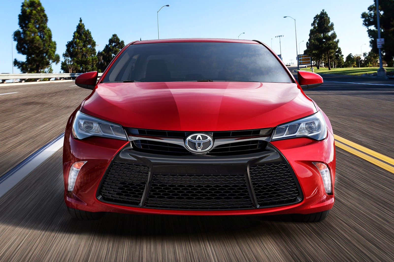 Toyota Camry 2017 Has Been Included In The 8th Generation As Usual Every Of This Car Always Get Updates Ranging Terms Exterior