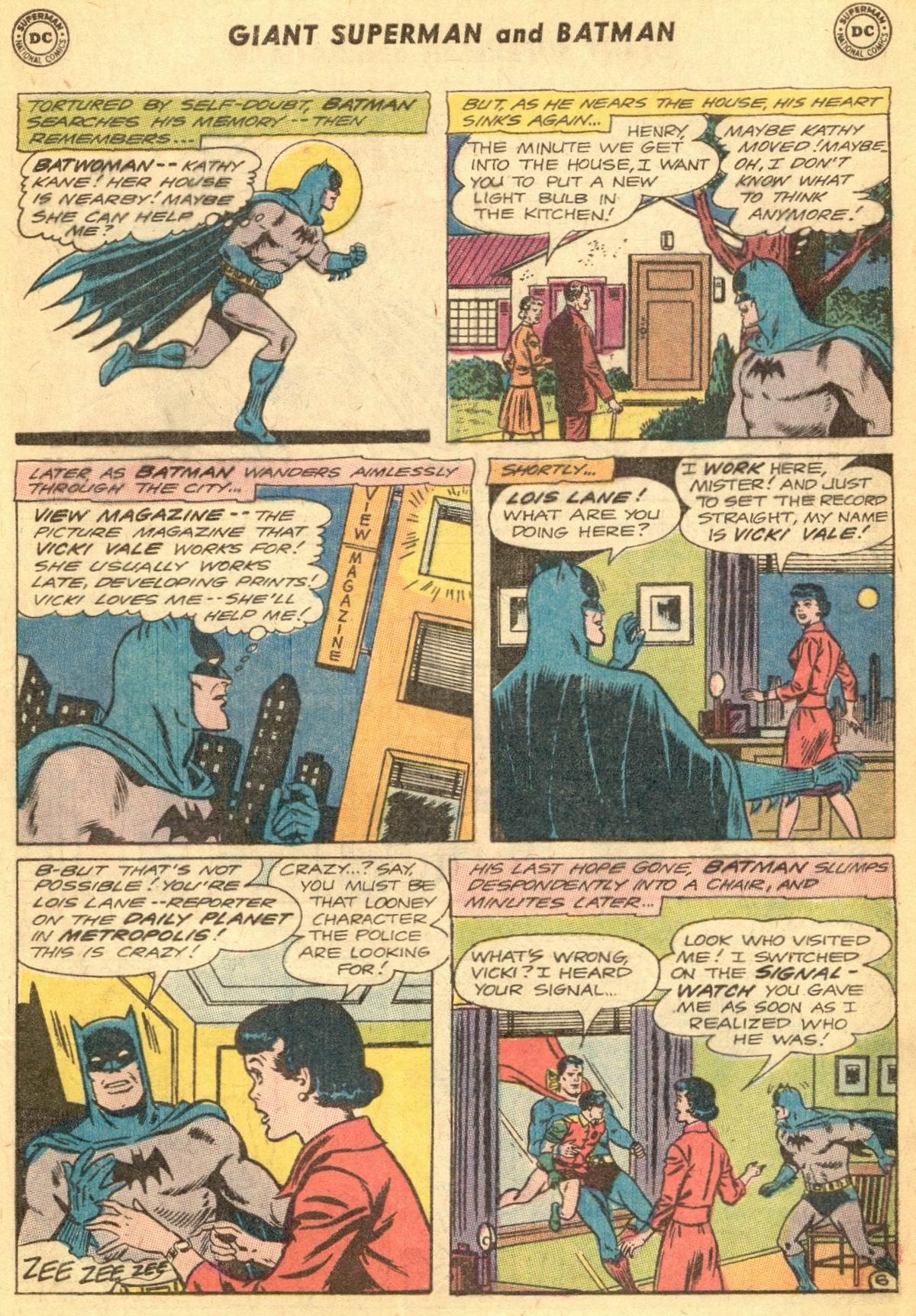 Read online World's Finest Comics comic -  Issue #188 - 57