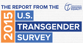 graphic of 2015 U.S. Transgender Survey from their website