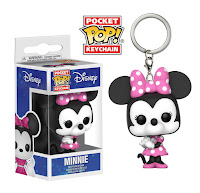 Pop! Keychain: Disney – Minnie Mouse