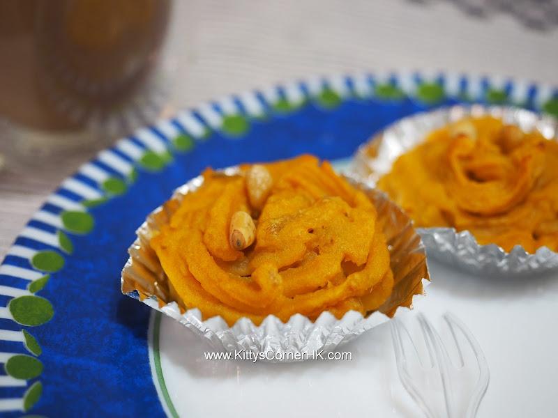 Grilled Sweet Potato Tart DIY recipe 甜薯燒 自家食譜