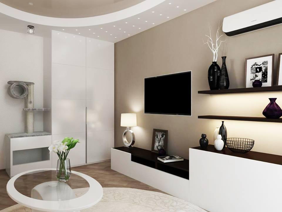 25 Modern TV Wall Units Designs, That Will Impress Your Guests