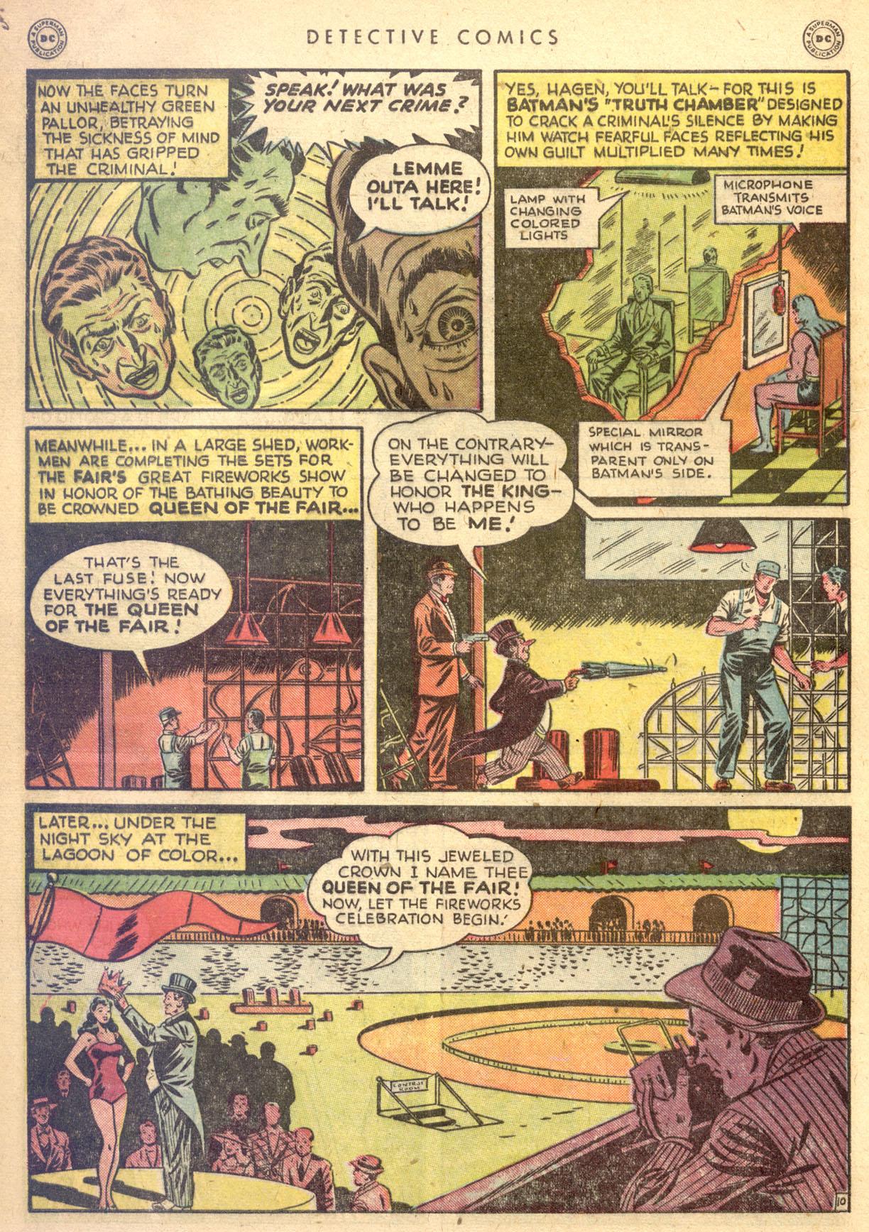 Read online Detective Comics (1937) comic -  Issue #134 - 12