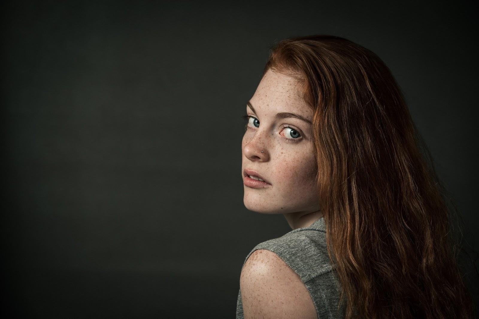 stacy lynn senior photography studio red head