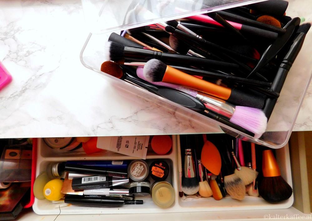 Make Up Hygiene Schedule