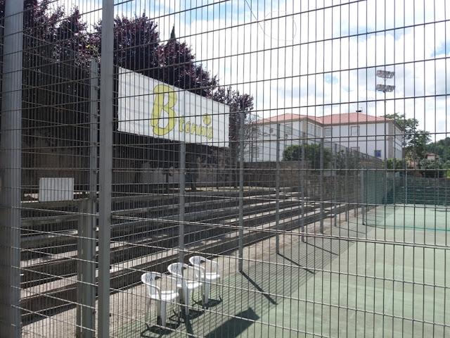 Campo de Ténis de Ponte da Barca