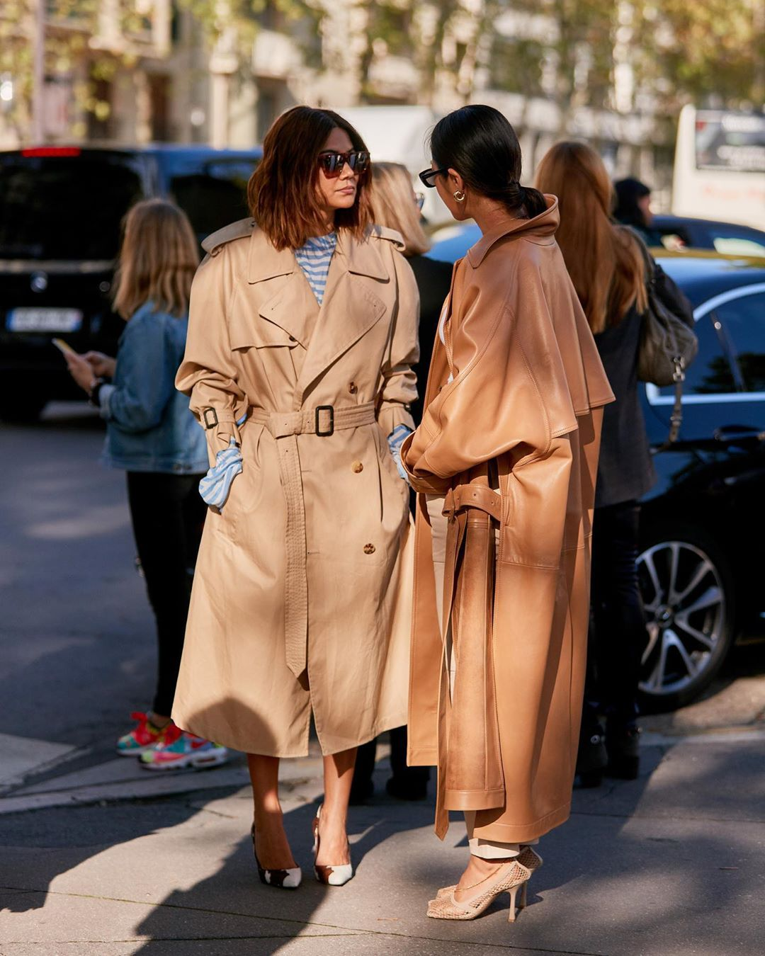 20 Trench Coats We Love for Fall — Christine Centenera Street Style
