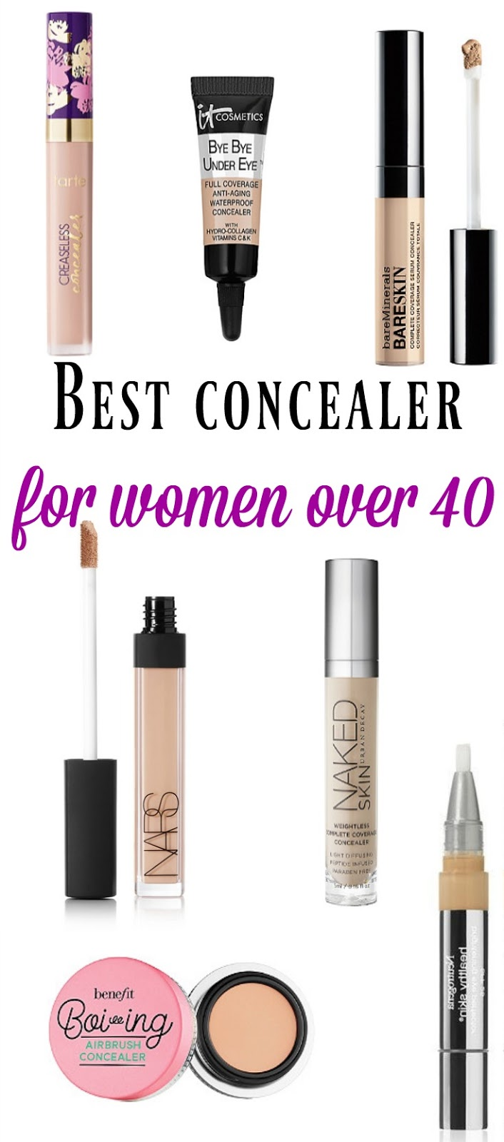 Best concealer for older skin