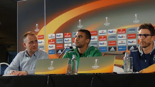 Europa League Sassuolo probabili formazioni conferenza stampa video