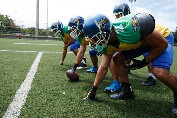 Futebol Americano: perseverança e disciplina driblando a falta de incentivo brasileiro