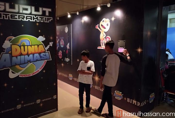 Pameran Animasi Muzium Kelantan