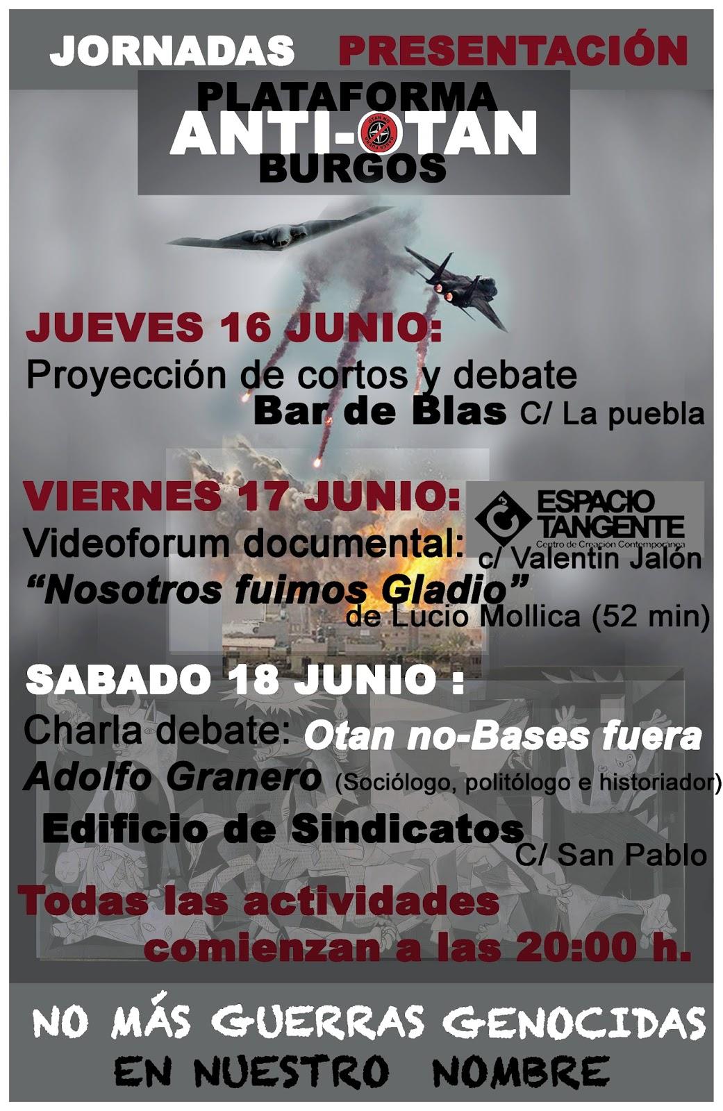 A Anti Anticapitalista IZAR-Burgos: Actividad...