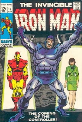 Iron Man #12, the Controller