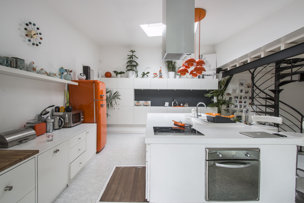 apartamento tipo loft ultra moderno
