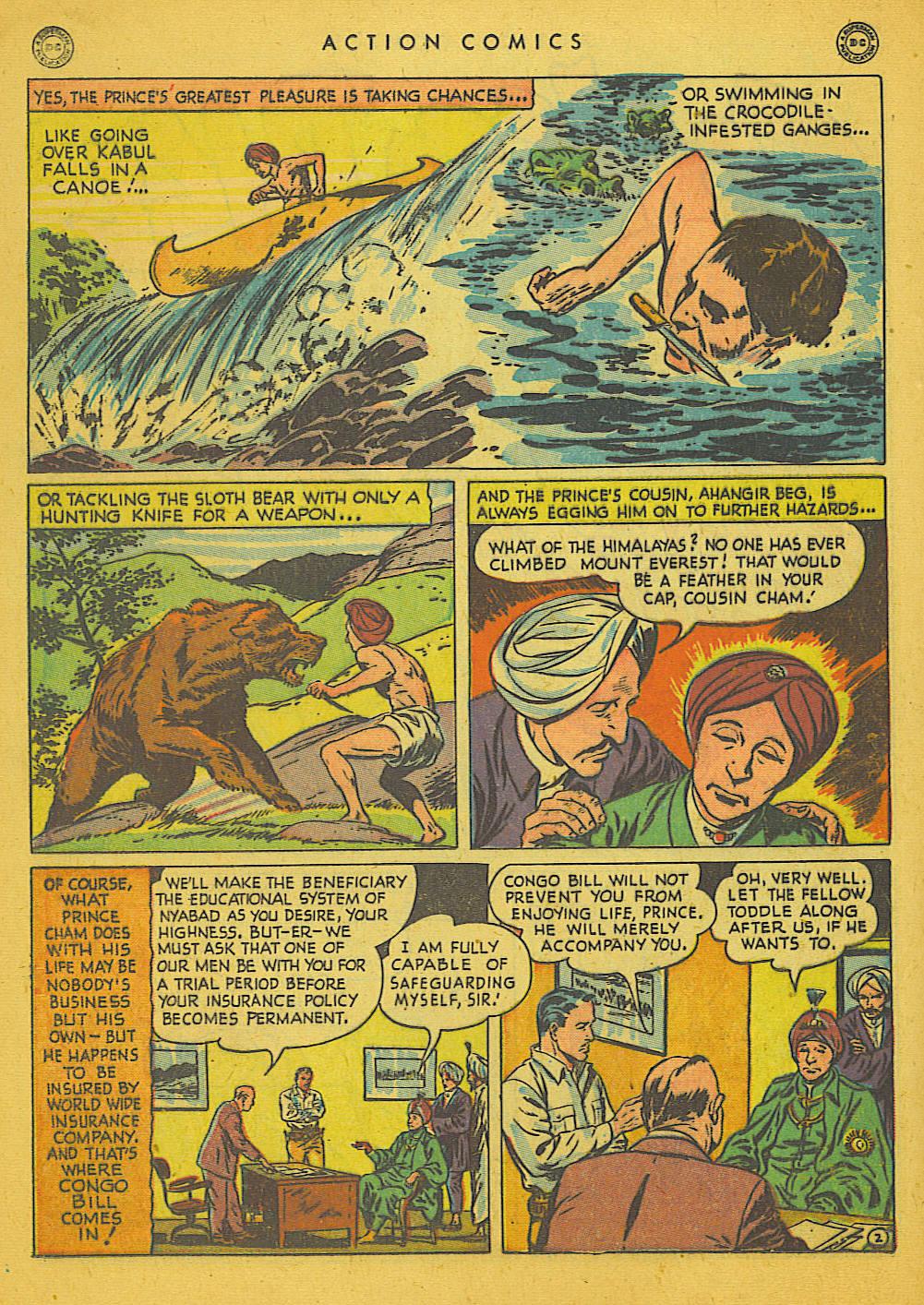 Action Comics (1938) 133 Page 22