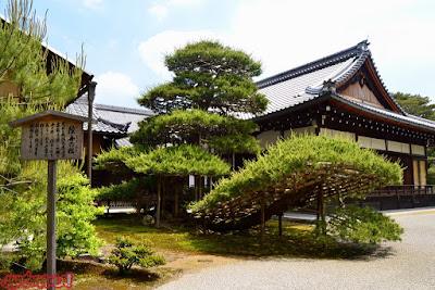 Jardines del KinkakuJi, en Kyoto