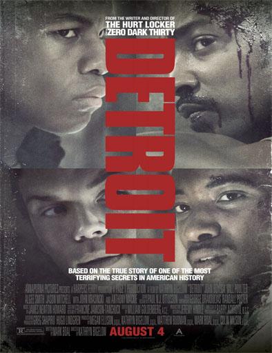 Ver Detroit (2017) Online