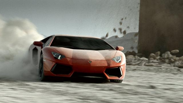 Lamborghini Aventador Super Cars