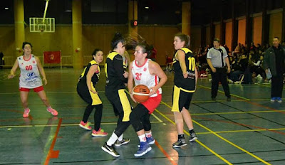 La vida sigue igual en el play off provincial femenino