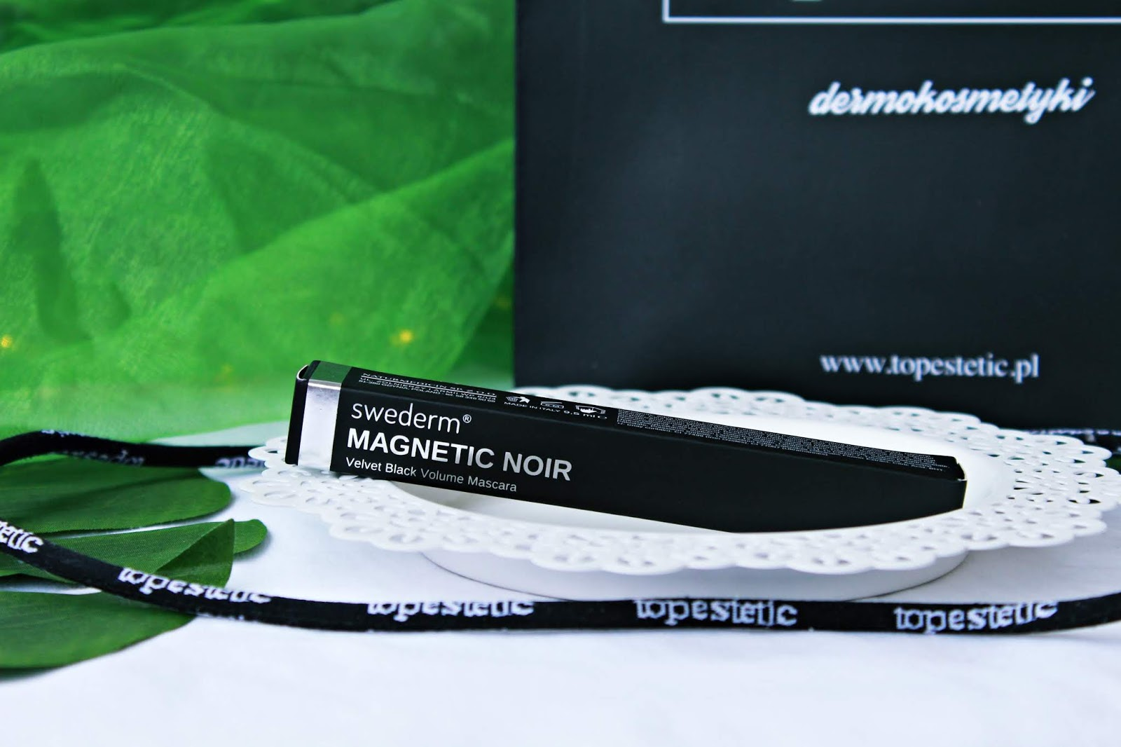 swederm Magnetic Noir Mascara