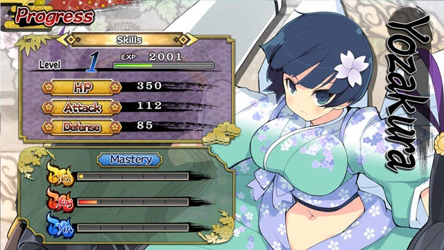 Senran Kagura Shinovi Versus PC Full
